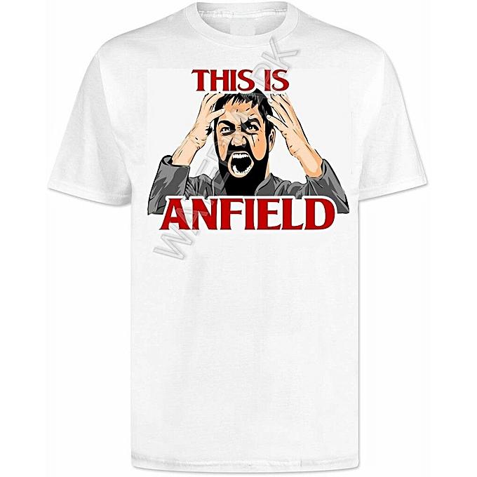 1a29245746a Generic Football Casuals Men's T Shirt Shirts . Liverpool FC .casual ...