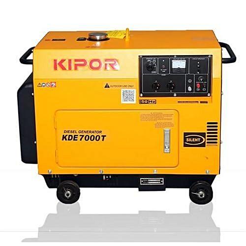 Kipor 6kva Sound Proof Generator