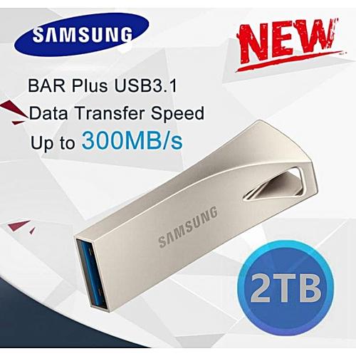 Samsung 2TB USB3.0 Flash Drive Memory Stick Storage U Disk