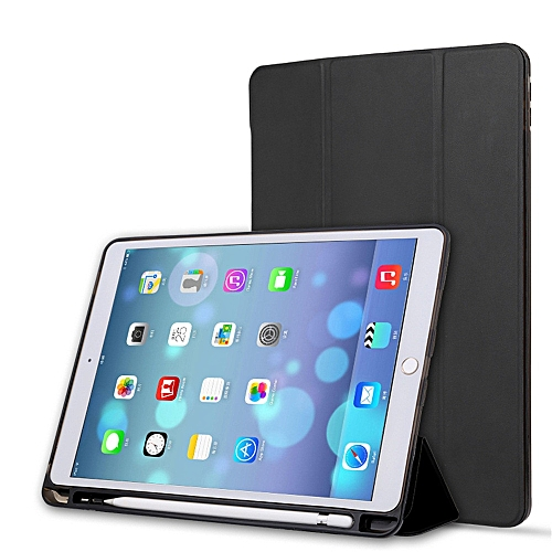outlet store 81d56 c1191 For IPad Pro 10.5 Case With Apple Pencil Holder Slim Auto Wake/Sleep Smart  Cover Artificical