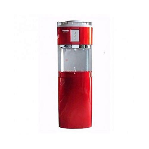 3 Tap Free Standing Water Dispenser & Freezer + Fridge