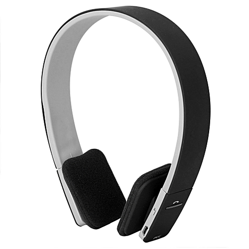 BQ-618 - Bluetooth Headset Noise Reduction 12 Hrs Talking - Black