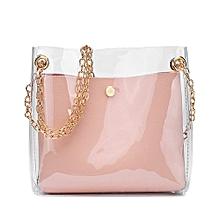 Women Fashion Solid Shoulder Bag Messenger Bag Crossbody Bag Phone Coin Bag  PK e26b74b080d55