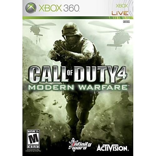 Activision Call Of Duty 4: Modern Warfare - Xbox 360