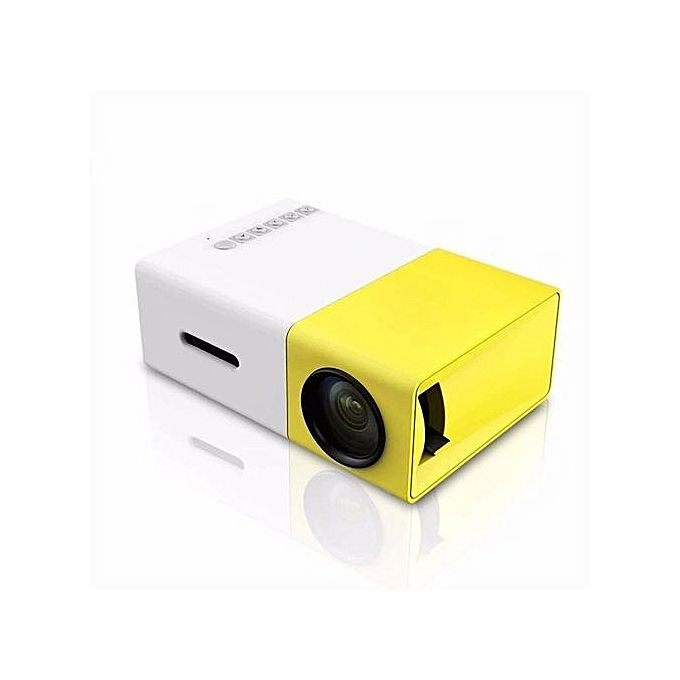 Buy led portable projector best prices online jumia for Handheld projector best buy