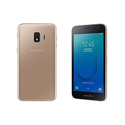 Galaxy J2 Core, 5 Inch, 8GB ROM, 1GB RAM, 8MP Camera, 4G/LTE, Quad Core -  Gold