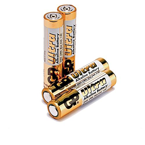 d38ba5cb24e27 GP Battery Alkaline Battery AAA 1.5V - Ultra | Jumia NG