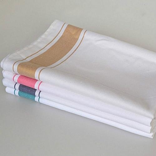 1 PC Western Dinner Serviette Cotton Table Napkin Hotel Folding Napkin Home Cloth Vintage Napkin Coffee Towel Table Decoration