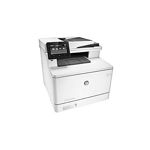 Laserjet Pro MFP M477fnw Printer