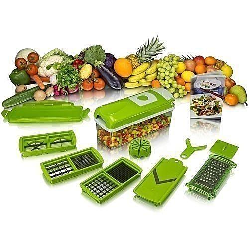Nicer Dicer For Vegetables And Fruit