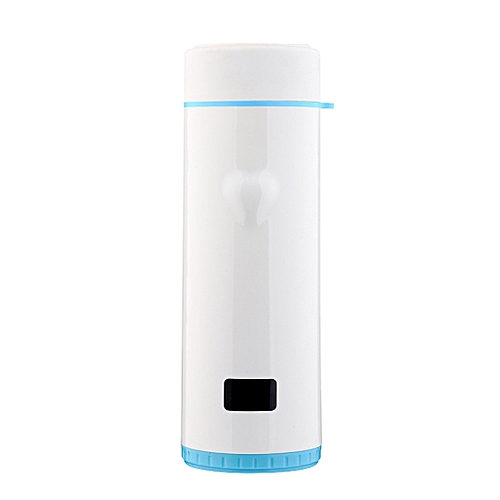 LED Digital Smart Vacuum Mug Thermos Stainless Steel Hot Water Bottle Travel Cup