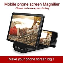 68c0ae129f9 3X Zoom Folding Magnifying Glass Screen Cell Phone HD Amplifier For 3D  Movies