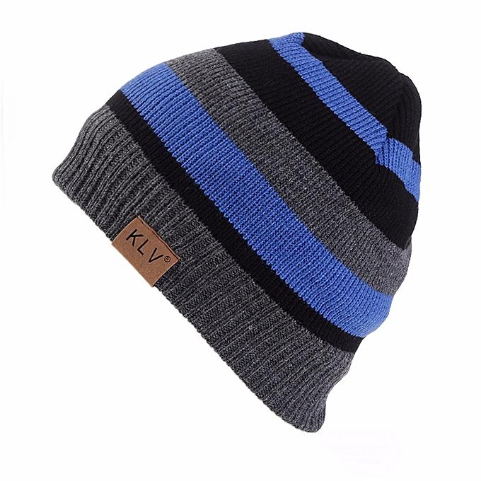 da496f10942 Shitucs Hat Men Women Baggy Warm Crochet Winter Wool Knit Ski Beanie Skull Slouchy  Caps Hat