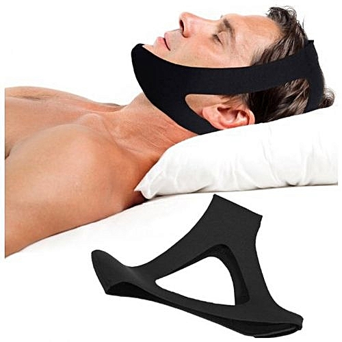 Snore Belt Anti Stop Snoring Sleep Apnea Solution