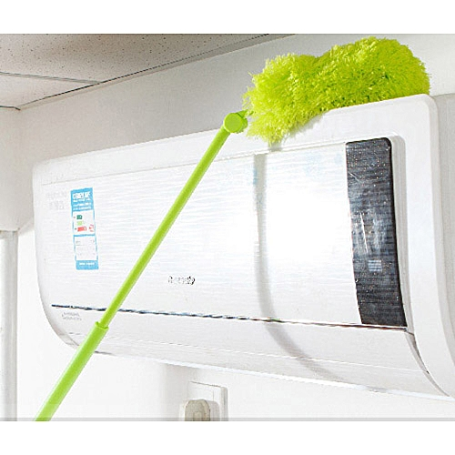 Microfibre Duster Telescopic Handle Extendable Magic Cleaning Feather Brush Home