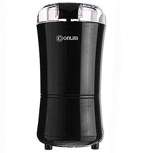 150W Electric Spice Coffee Grinder Mixer Bean & Dry Herbs Spices Nuts Crusher