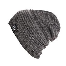 771ecc78776 Men Women Unisex Knit Baggy Beanie Winter Hat Ski Slouchy GY