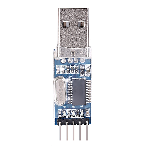 PL2303HX USB To TTL Converter Adapter Module For DIY - Blue