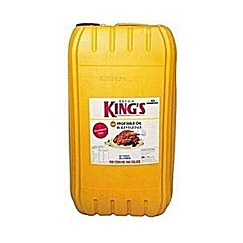 Pure Cooking Oil 25 Liter