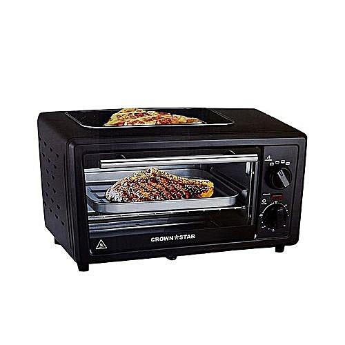 Toaster Oven+Baking+Grilling - 11Ltr