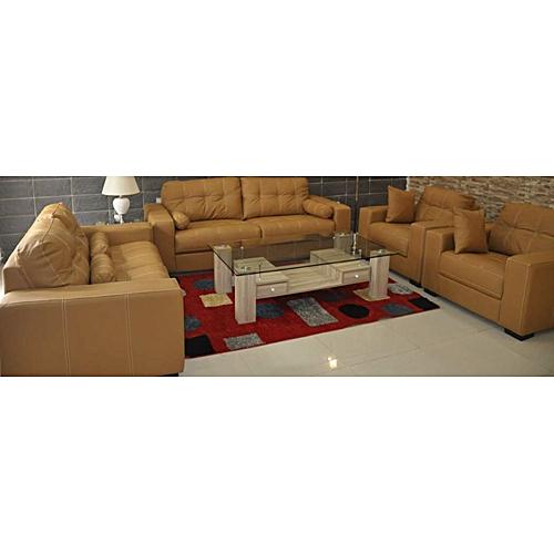 TORINO Leather Sofa - 7 Seaters