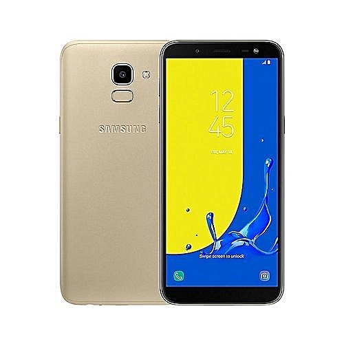 Galaxy J6 5 6-Inch HD+ (3GB, 32GB ROM) Android 8 0 Oreo, 13MP + 8MP Dual  SIM 4G Smartphone