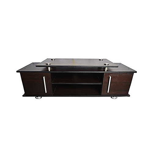 Portable TV Stand - 3 FT [ DELIVERY WITHIN LAGOS ONLY]