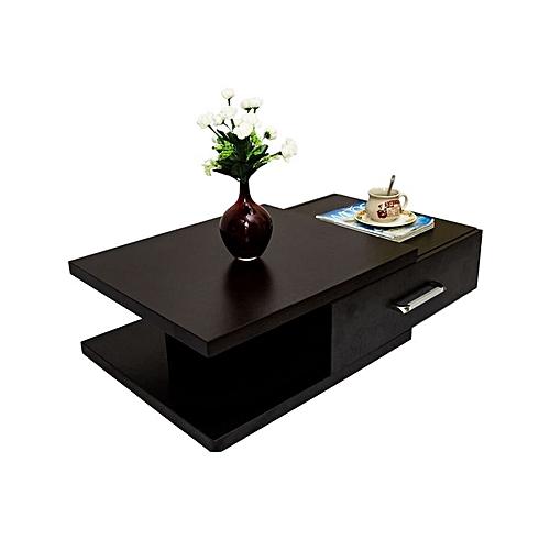 Dam Coffee Table - Weenge (dark Brown)