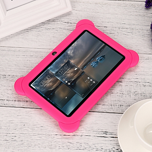 Silicone Gel Protective Back Case Cover For 7 Inch Android Tablet Q88