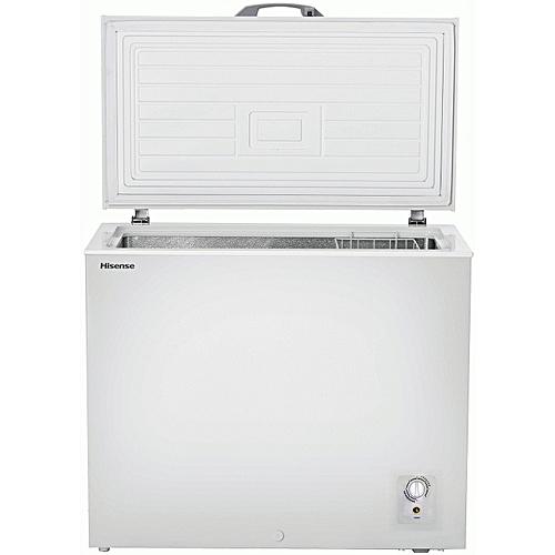 Chest Freezer 145L - FRZFC190SH - Silver