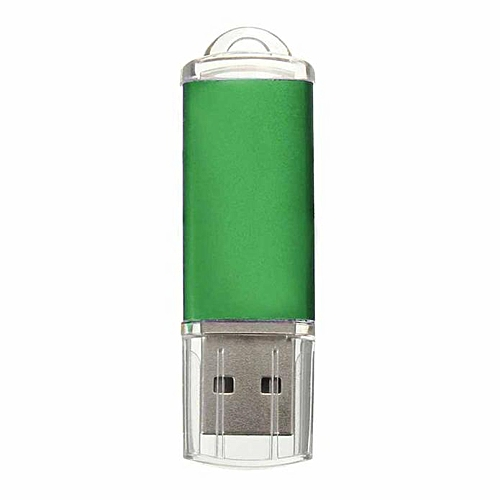2GB USB 2.0 Metal Flash Memory Stick Storage Thumb U Disk GN