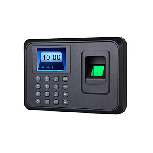 Biometric Time And Attendance Machine