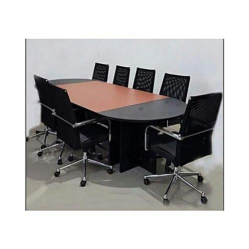 10 Seater Conference Table- CHERRY