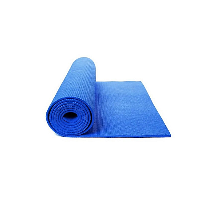 Yoga Mat- Blue