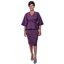 882fffb559 Karen Ubani Apparel Multicolored Blouse. ₦ 6,000 · Oprah Skirt Suit (Purple)