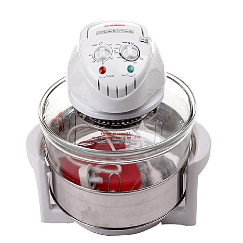 Halogen Oven - White