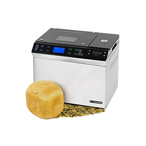 Bread Maker With Integrated Scales