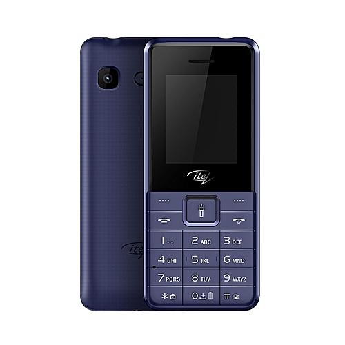 5606 2500mAh Big Battery Dual SIM Phone -Blue