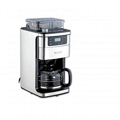 TECSTAR COFFEE MAKER + GRINDER 12 CUPS
