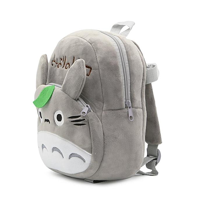 ... Cute Cartoon Kids Plush Backpack Toy Mini School Bag With Anti-lost  Leash ... 6a66c14ab95b1