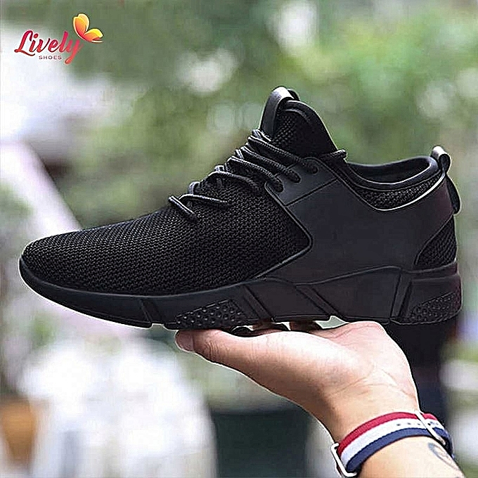 Shifuren Men S Fashion Sports Sneakers Flexible Athletic Casual