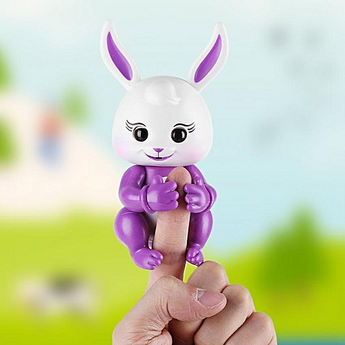 Electronic Interactive Rabbit Toy Baby Children Happy Playing Cute Pet Interesting Toys