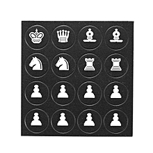 Foldable MINI Magnetic Chess Set Portable Wallet Pocket Chess Board Games NEW ? for sale  Nigeria