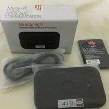 Universal Huawei Mobile 4G LTE MiFi Wifi - Black