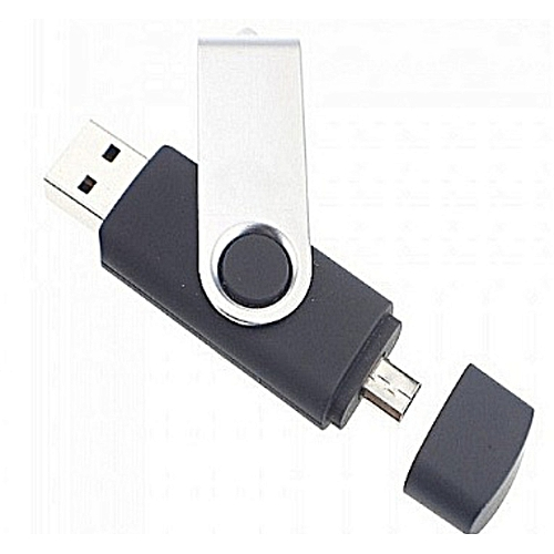 32gb Otg USB Dual Drive For Android Device & Computer