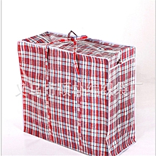 Brand Jumbo Home Laundry Plastic Bag Zipped Reusable Large for sale  Nigeria