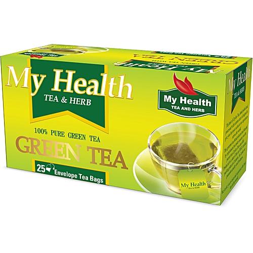 Green Tea 25tea Bag Envelope