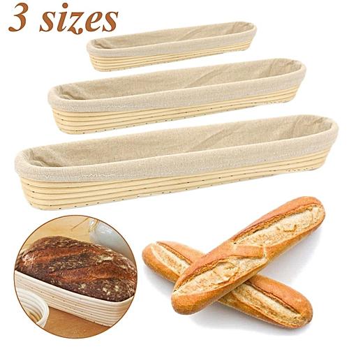 Bread Proving Basket Proofing Basket Loaf Banneton Rattan Basket Linen Liner