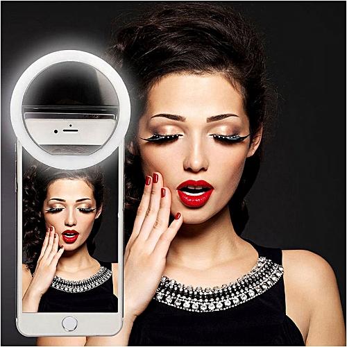 Mobile Phone LED Selfie Light