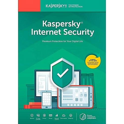 Internet Security 2019 3 PCs 1 Year Windows Download Key